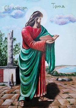 St. Toma by Marija Ristovic