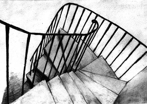 Stair by Di Fernandes