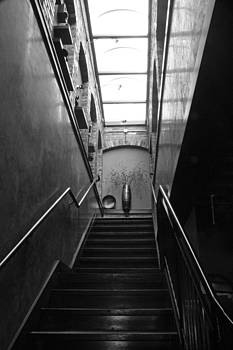 Carolyn Stagger Cokley - Staircase