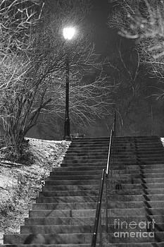 Stairs by Markus Hovikoski