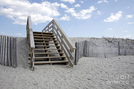 Stairway To Heaven by Denise Pohl