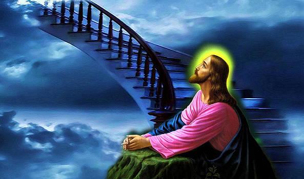Stairway to Heaven by Karen Showell