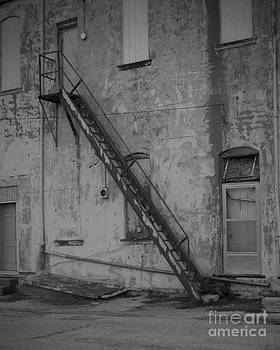 Stairway to Where by Jeremy Hall