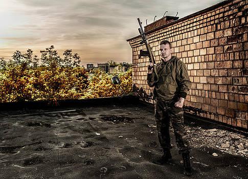 Stalker-1 by Philipp Polischuk