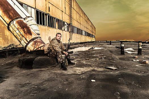 Stalker-6 by Philipp Polischuk