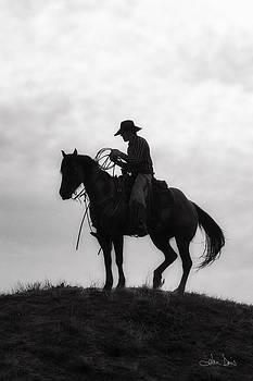Standing Watch 2013 by Joan Davis