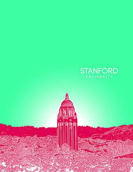 Stanford University by Myke Huynh
