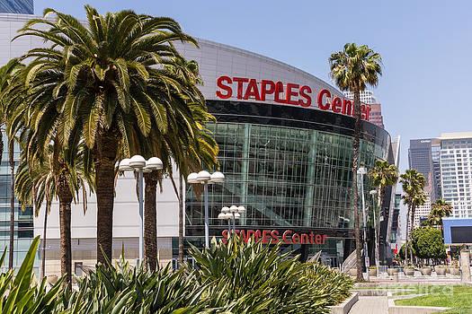Paul Velgos - Staples Center in Los Angeles California