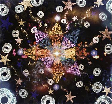 Star Burst by Sherry Flaker