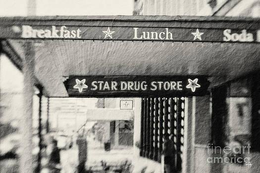Scott Pellegrin - Star Drug Store Marquee