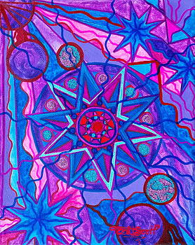 Star of Joy by Teal Eye  Print Store