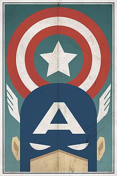 Star-Spangled Avenger by Michael Myers