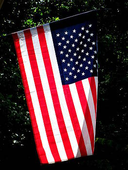 Star Spangled Banner by Greg Simmons