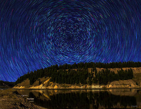 Star Trails by Jim Lucas