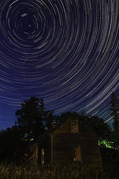 Star trails by Nebojsa Novakovic