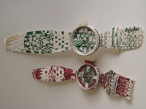 Alfred Ng - starbucks watch