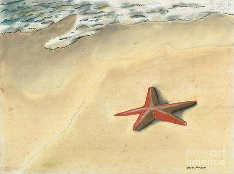 Starfish by David Jackson