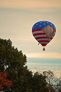 Stars and Stripes Flying High by Making Memories Photography LLC