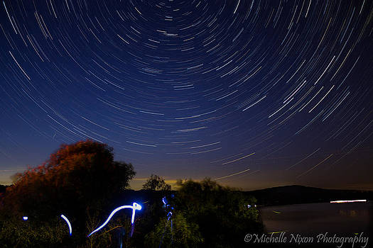 Stars over the Lake by Michelle Nixon