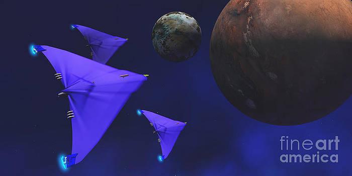 Corey Ford - Starship Travel