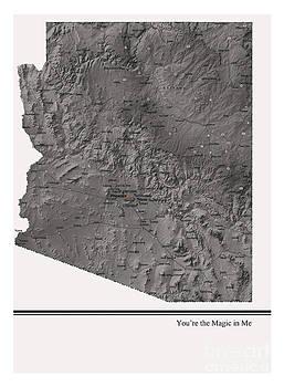 State Arts- Arizona by Trilby Cole