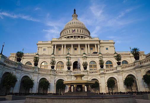 State Capital Washington DC by Sheila Carroll