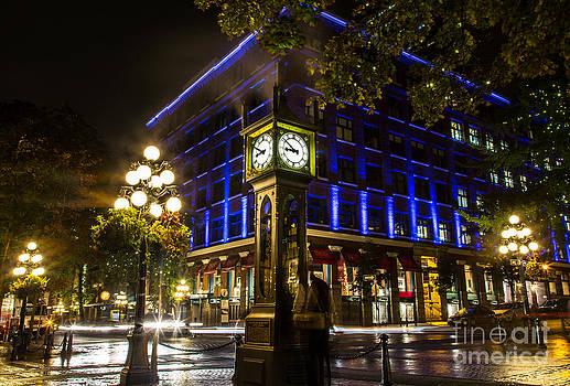 John Daly - Steam Clock Blue