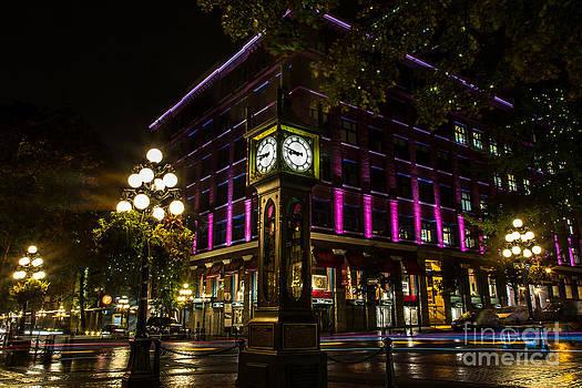 John Daly - Steam Clock Purple