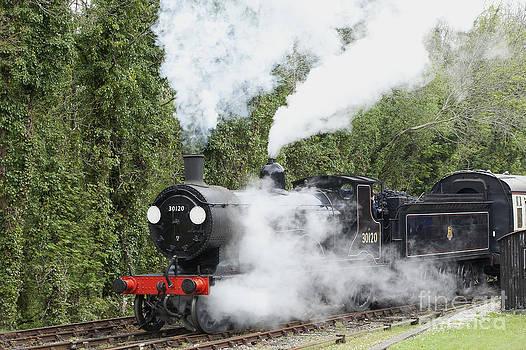 Steam Power by Paul Felix