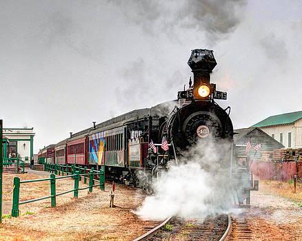 William Havle - Steam Train 45