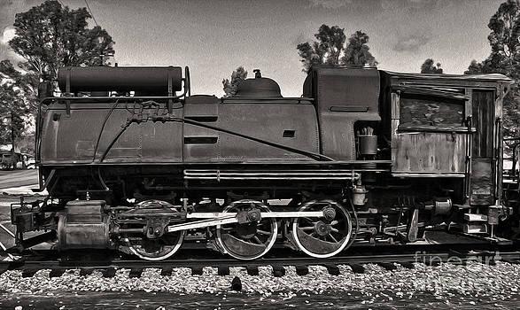 Gregory Dyer - Steam Train
