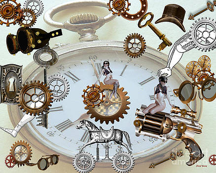 Cheryl Young - Steampunk