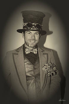 Diana Haronis - Steampunk Gentleman