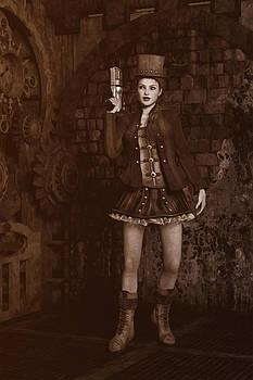 Liam Liberty - Steampunk - Lady Grace