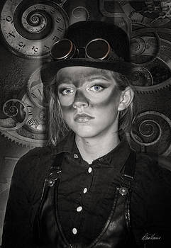 Diana Haronis - Steampunk Princess