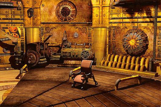 Liam Liberty - Steampunk Time Machine