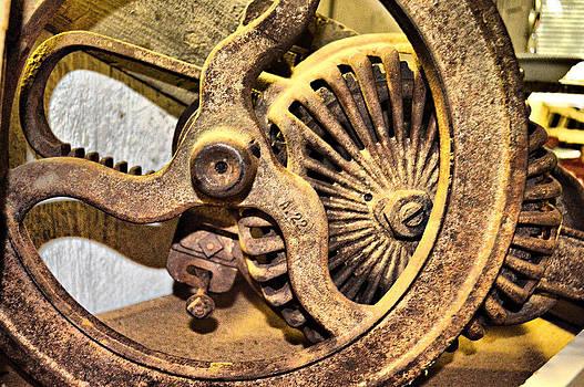 Cindy Nunn - Steampunk Wheels