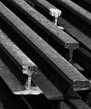 Steel Diagonals by Rob Richardson