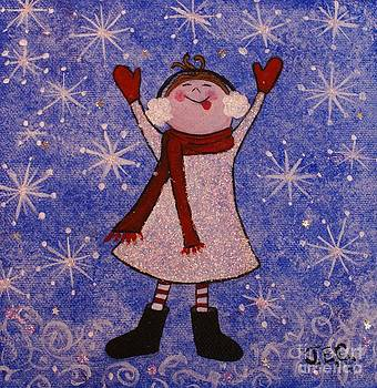 Stella and Snowflake Kisses by Jane Chesnut