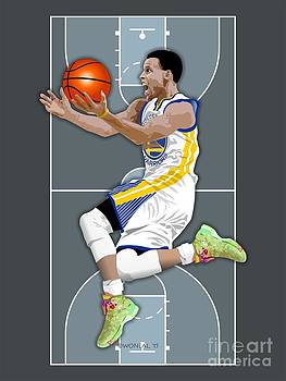 Walter Oliver Neal - Stephen Curry