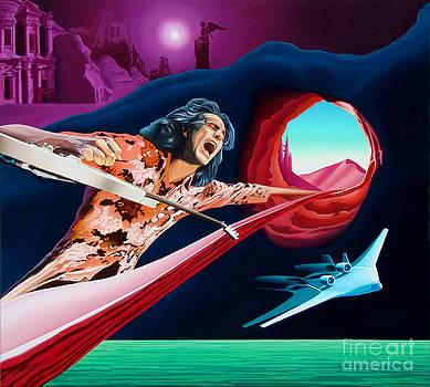 Steve Vai - Gravity Storm  by Vasiliy Zherebilo