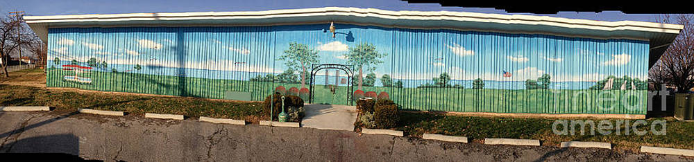 Edward Williams - St.Helena Community Mural