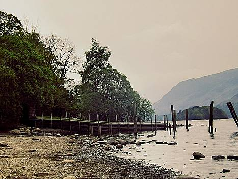 The Old Boat Launch by Andrew Allsopp
