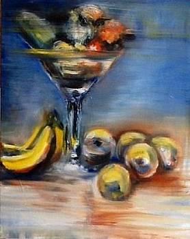 Still fruit by Genevieve Elizabeth