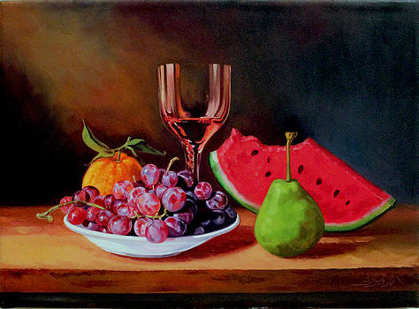Still Life 01-2013 by Ahmed Bayomi