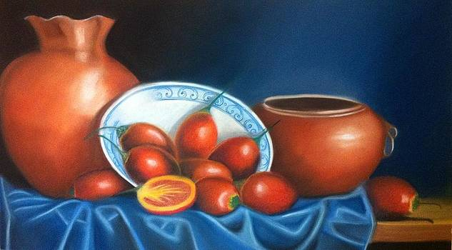 Still life 15 by Graciela Scarlatto