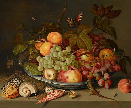 Still Life by Ambrosius Bosschaert