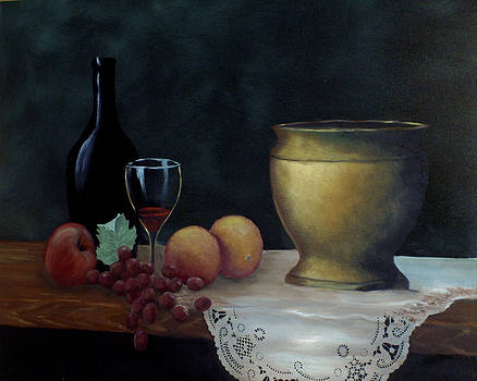 Still Life by Debra Crank