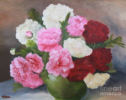 STILL LiFE living Color by Sherrill McCall