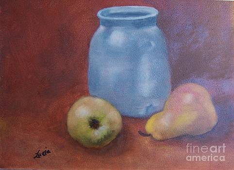 Still Life by Lucia Grilletto